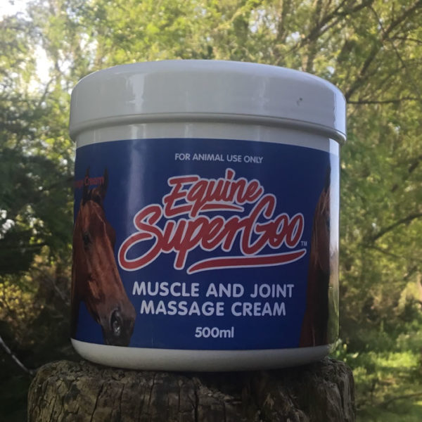 Equine Muscle & Joint Massage Cream